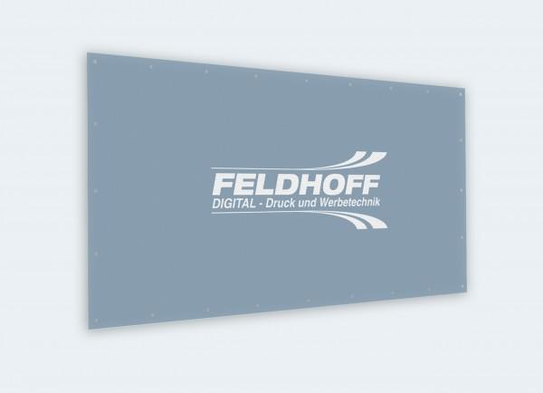 Bauschild fix von 100 bis 500cm