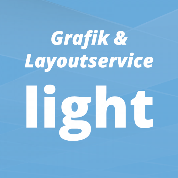 "Grafik- & Layoutservice ""light"""