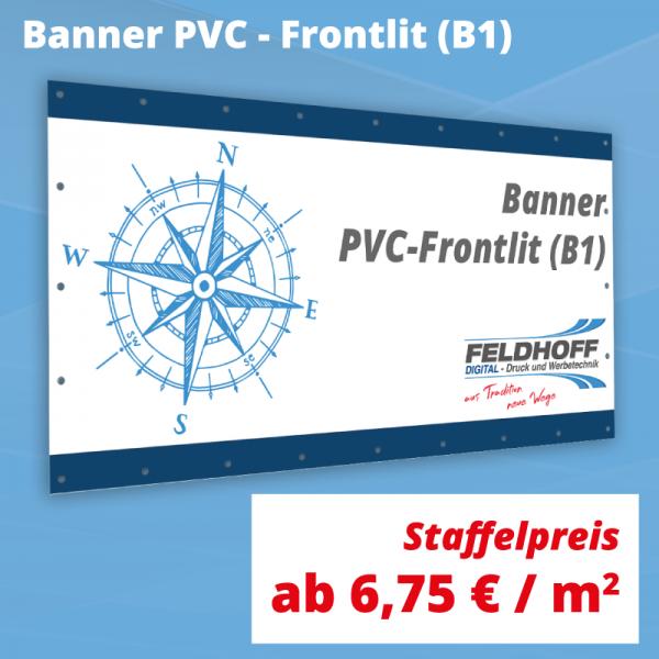 PVC - Frontlit Banner (B1)
